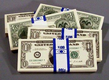 $100 x 5 bundles $10k lot