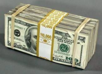 $50k aged prop money