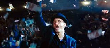 Woody Harrelson among falling cash