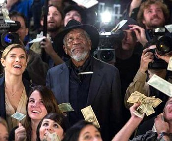 Morgan Freeman in NYSM